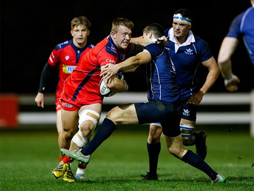 REPORT: Oxford University 26-38 Bristol United
