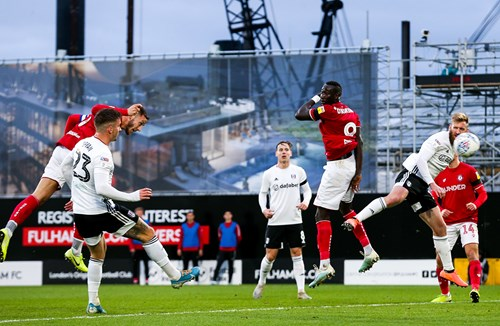 Report: Fulham 1-2 Bristol City