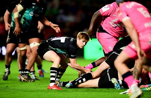 Video: Stirzaker ready for Challenge Cup clash