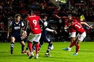 Report: Bristol City 1-2 Millwall