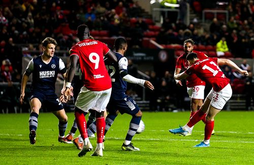 Numbers game: Millwall (H)