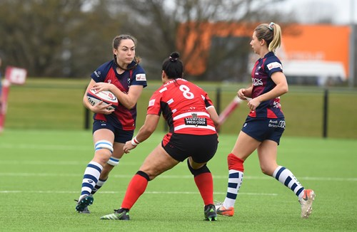 Teams news: DMP Sharks vs Bristol Bears Women
