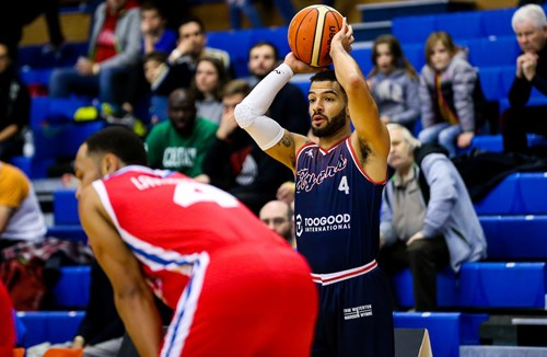 Highlights: London City Royals 82-84 Bristol Flyers