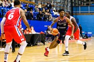 Full Game: London City Royals v Bristol Flyers - BBL Cup