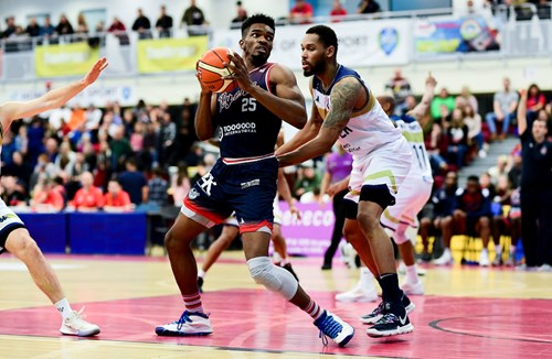 Highlights: Bristol Flyers 81-66 Worcester Wolves