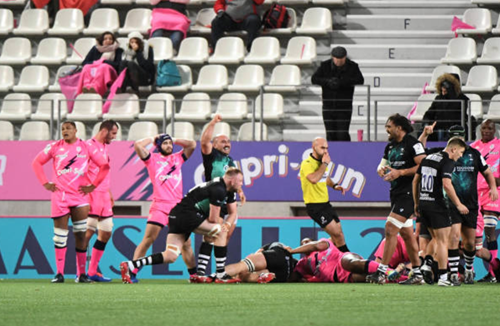 As it happened: Stade Francais 16-18 Bristol Bears