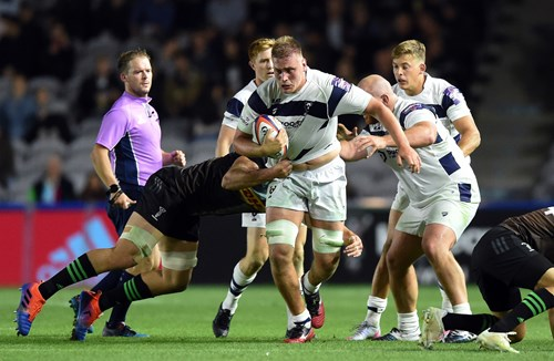 Batley to join Leicester Tigers on loan