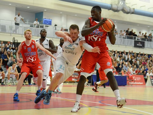 Report: Surrey Scorchers 72-80 Bristol Flyers