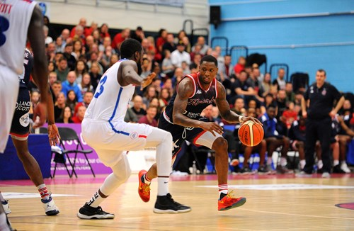 Highlights: Bristol Flyers 91-77 London City Royals
