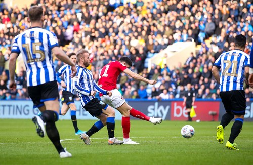 Sheffield Wednesday 1-0 Bristol City