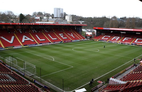 Pay on the day at Charlton