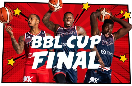 Bristol Flyers reveal BBL Cup Final ticket and travel information