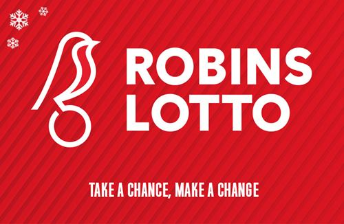 Robins Lotto Christmas Prize Draw (December 20th)