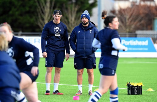 Bristol Bears Women's partnership with SGS College continues to flourish
