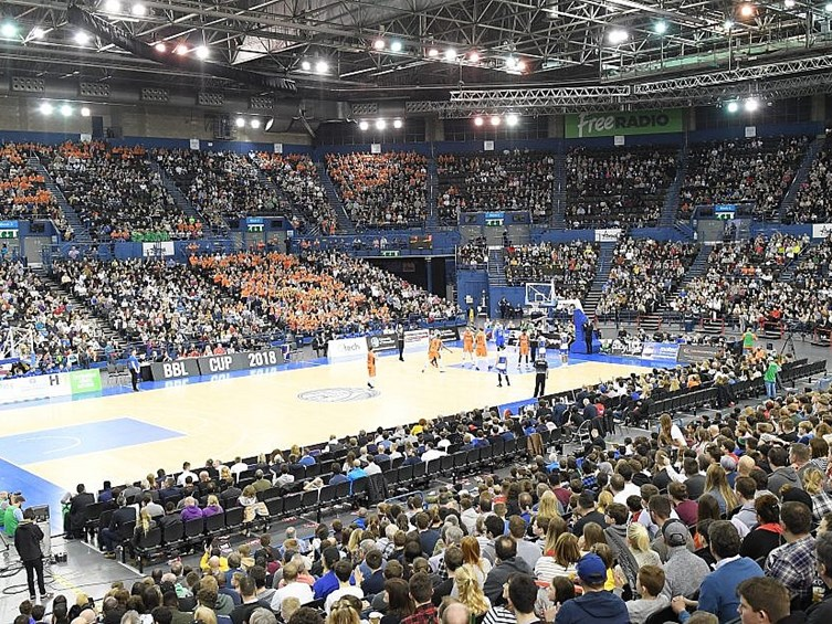 Worcester Wolves (N) - BBL Cup Final