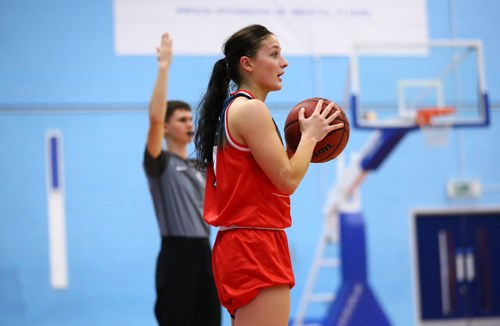 Women's Report: Bristol Flyers 65-66 Anglia Ruskin University (OT)