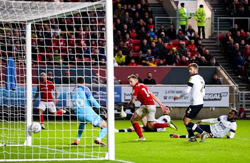 Report: Bristol City 3-0 Luton Town