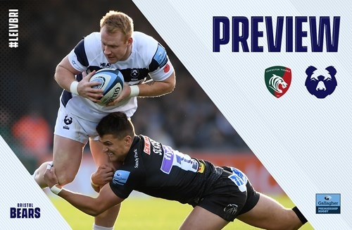 Preview: Leicester Tigers (a) - Gallagher Premiership