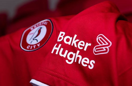 City announce Baker Hughes sleeve sponsorship