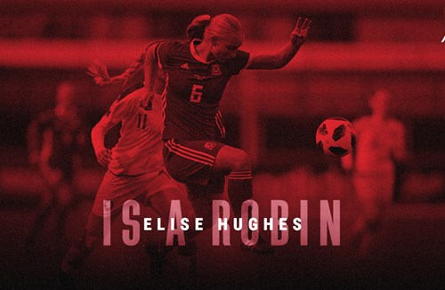 Hughes joins City Women