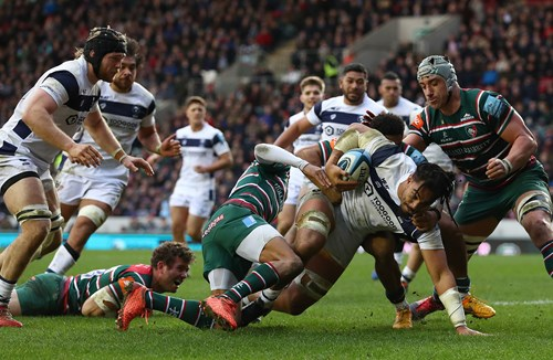 As it happened: Leicester Tigers 31-18 Bristol Bears