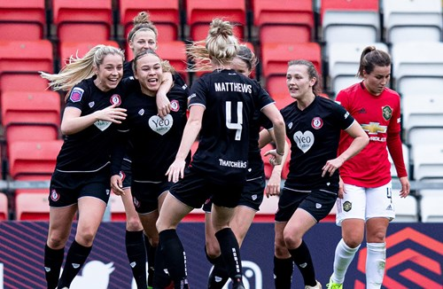 Report: Manchester United Women 0-1 Bristol City Women