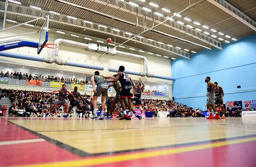Fixture change - Bristol Flyers v Manchester Giants