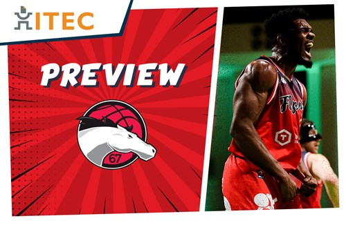 ITEC Game Preview: Leicester Riders (H) - BBL Trophy