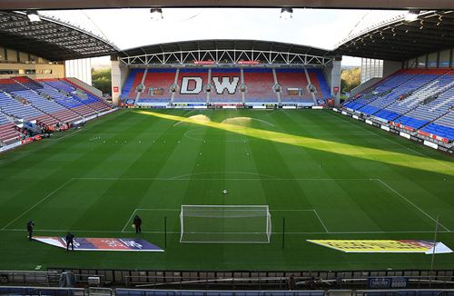 Wigan Athletic test available on Robins TV