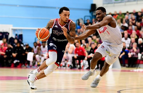 Report: Bristol Flyers 95-82 Leicester Riders