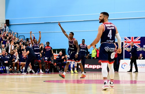 Full Game: Bristol Flyers v Leicester Riders
