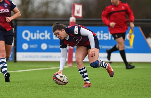 Report: Bristol Bears Women 48-0 Firwood Waterloo Women