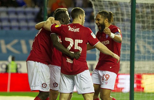 Report: Wigan Athletic 0-2 Bristol City