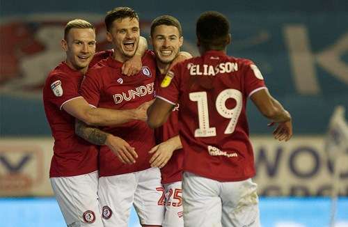 Highlights: Wigan Athletic 0-2 Bristol City
