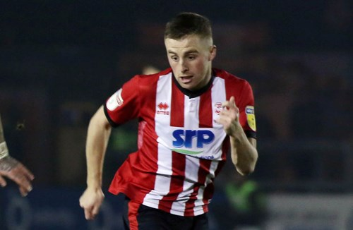 Loan watch: Low screamer tops Yate win