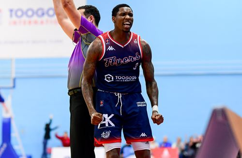 Fred Thomas named in BBL Team of the Week