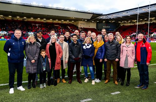 Break the Cycle 2020 launched at Ashton Gate