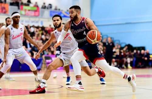 Highlights: Bristol Flyers 95-82 Leicester Riders