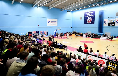 Flyers v Lions - BBL Championship - SOLD OUT