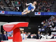 Fragapane Helps GB Gymnasts Make History