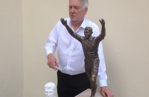 Atyeo Statue On View This Weekend
