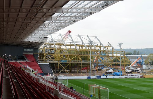 Video: The West Stand Rises