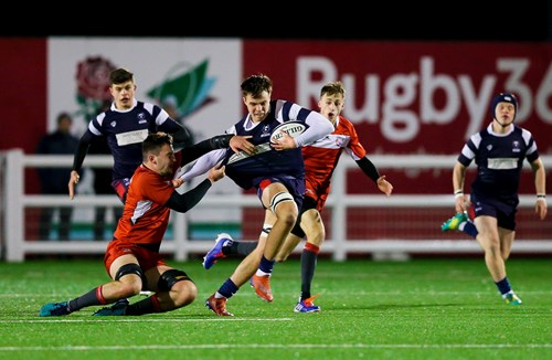 Report: Bristol Bears U18s 19-46 London Irish U18s