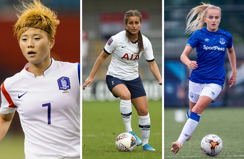 Ga-Eul, Wynne and Bryson sign with City Women