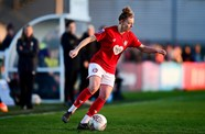 Report: Bristol City Women 0-1 Liverpool Women