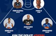 Tyrone Lee Earns Place In BBL Team Of The Week