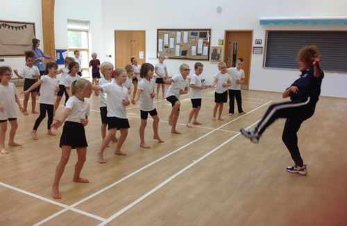 Bristol Sport Foundation launches The Greatest Show Holiday Camp