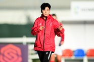 Jeon relishing new challenge