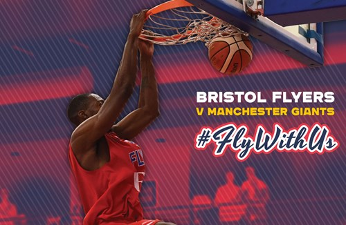 Preview: Bristol Flyers v Manchester Giants (2)