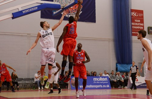 Report: Manchester Giants 78-60 Bristol Flyers